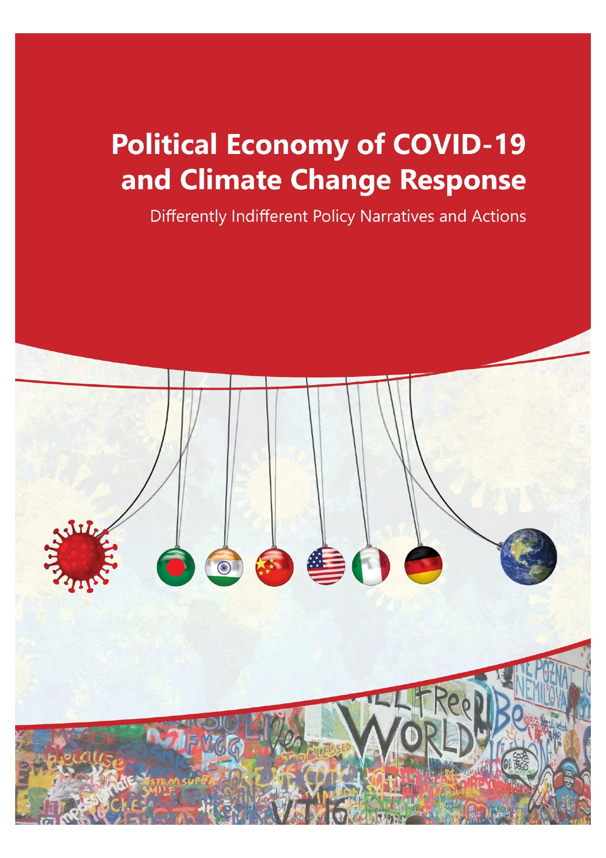 Political Economy of COVID-19 and Climate Change Response